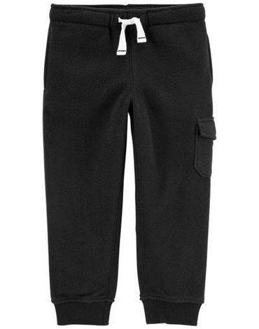 Carter's - Spodnie dresowe joggery z kieszonką - 92 cm