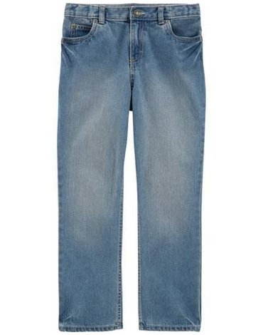 Carter's - Jeansy Straight Fit - 122 cm