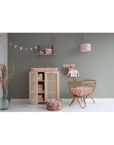 Little Dutch Apaszko-bandanka Ocean Pink TE50120650