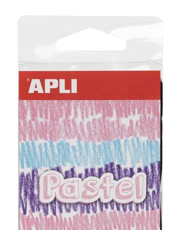 Kredki ołówkowe Jumbo Apli Kids - Pastel