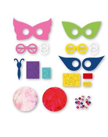 Zestaw artystyczny Apli Kids - Maski Karnawałowe