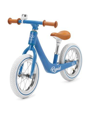 Kinderkraft Rowerek Biegowy Magnesium RAPID Blue Sapphire