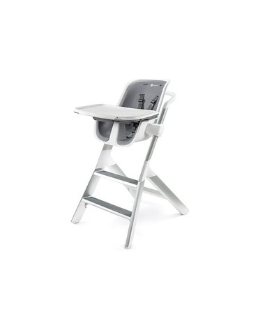 4moms Krzesło HIGH CHAIR white - grey
