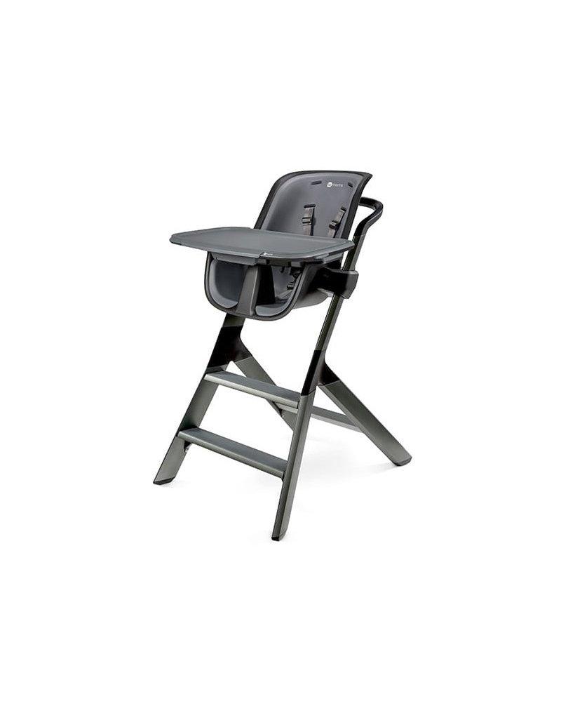 4moms Krzesło HIGH CHAIR black - grey