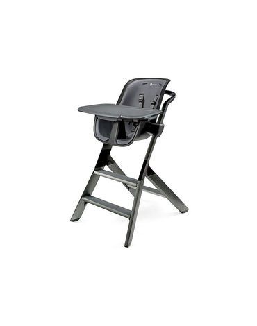 4moms Krzesło HIGH CHAIR black - grey