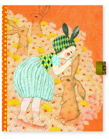 Djeco - Sekretny pamiętnik ELODIE DD03611