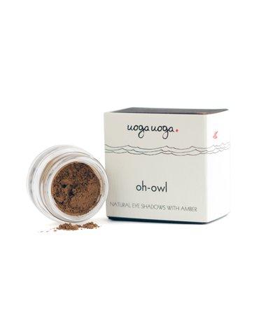 Uoga Uoga, Mineralny cień do powiek nr 713 OH-OWL, 1g
