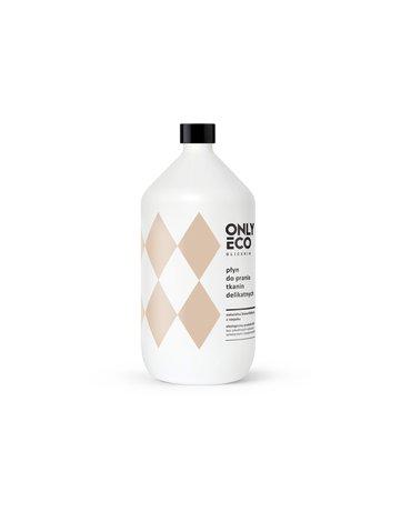 Only Bio - ONLY ECO, Płyn do prania tkanin delikatnych, 1000ml