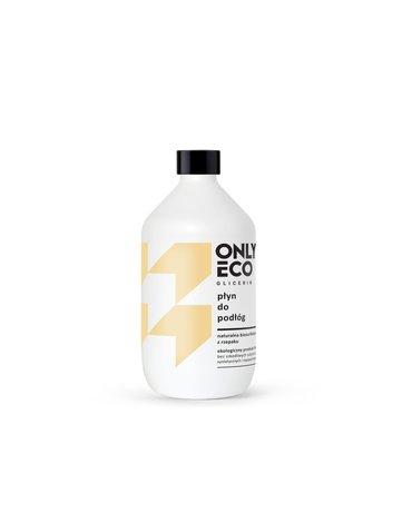 Only Bio - ONLY ECO, Płyn do mycia podłóg, 500ml
