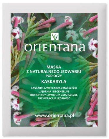 Orientana, Maska z jedwabnej tkaniny pod oczy Kaskaryla