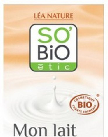 So Bio etic - SO BIO, Ośle Mleko, Regenerujący krem maska na noc z mlekiem oślim i probiotykami, 50ml