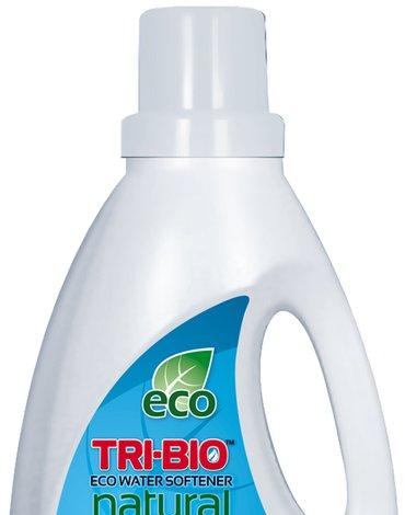 TRI-BIO, Ekologiczny Skoncentrowany Żel Zmiękczający Wodę i Odkamieniacz, 940 ml