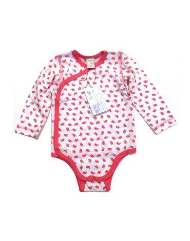 Lana Natural Wear, Body różowe 62/68
