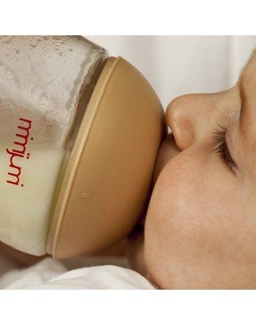 MIMIJUMI Butelka dla niemowląt 240 ml NOWY KOD KRESKOWY mimijumi