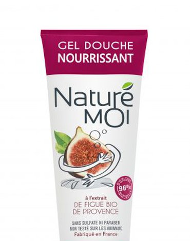 Nature Moi, Odżywczy Żel pod Prysznic Prowansalska  FIGA, 200ml