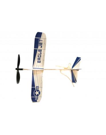 Goki® - Samolot do składania Eagle Jet