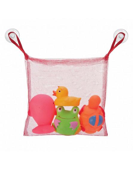 Mom'sCare - Zabawki do kąpieli z siatką Mom's