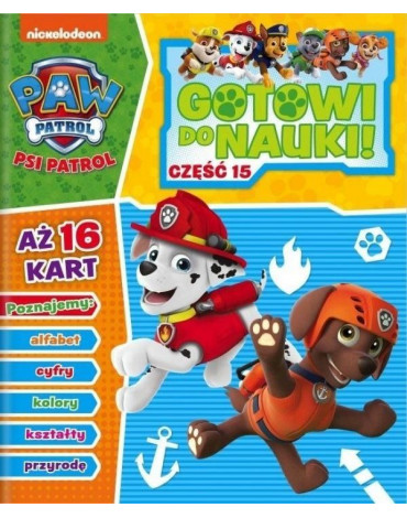 Media Service Zawada - Psi Patrol. Gotowi do nauki, część 15