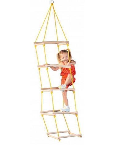 Woody - Wieża sznurkowa -drabinka do wspinania