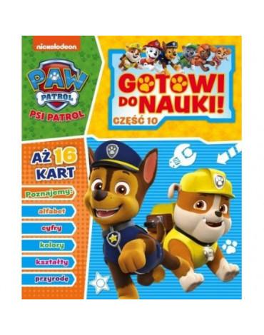 Media Service Zawada - Psi Patrol. Gotowi do nauki, część 10