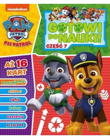 Media Service Zawada - Psi Patrol. Gotowi do nauki, część 7