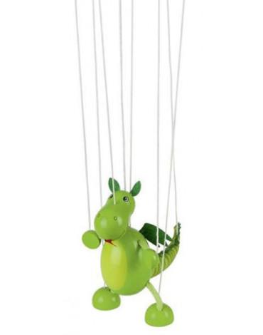 Goki® - Marionetka na sznureczkach Smok
