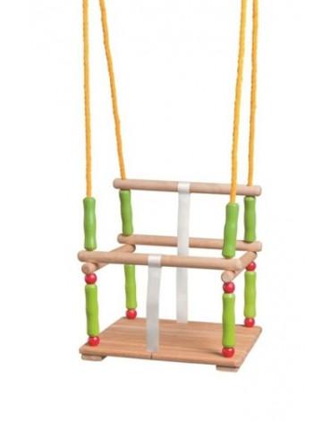 Woody - Huśtawka drewniana do 35 kg