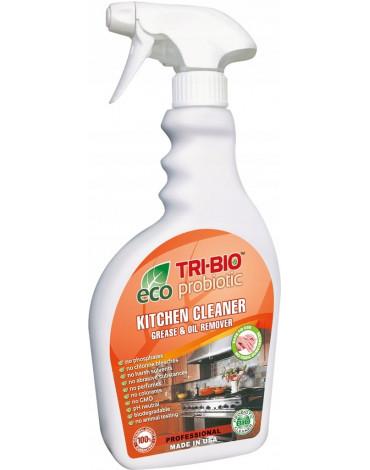 TRI-BIO, Probiotyczny Spray do Czyszczenia Kuchni, 420 ml