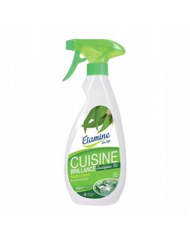 Etamine du Lys, Spray do Czyszczenia Kuchni 3 w 1 Organiczny Rukaliptus, 500 ml