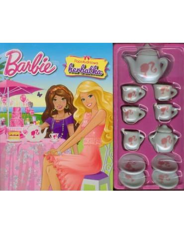Parragon - Barbie Popołudniowa herbatka
