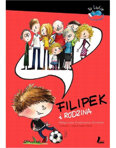Literatura - Filipek i rodzina
