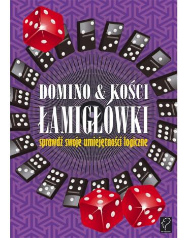 Nowik - Domino i kości. Łamigłówki sprawdź swoje umiejętności logiczne