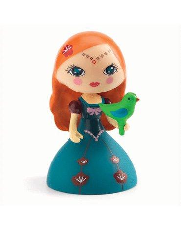Djeco - Figurka ARTY TOYS METALIC FEDORA limit. DJ05960-20