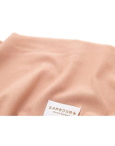 Bamboom - Chusta Bambusowa do Noszenia Dziecka, Różowa