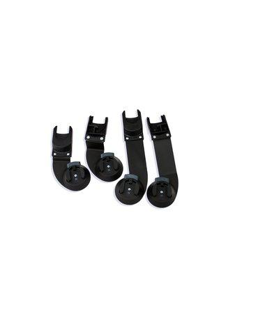 Bumbleride Zestaw adapterów do fotelików Maxi Cosi, Cybex, Clek & Nuna - wózek Indie Twin