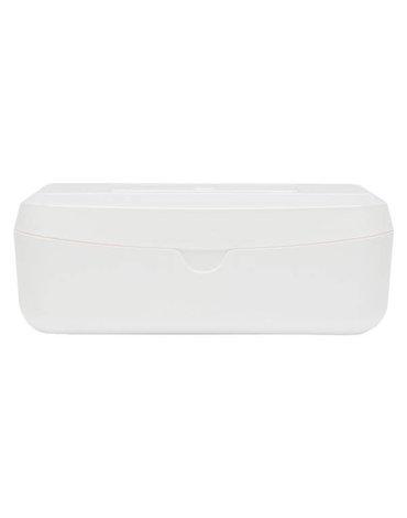 Bébé-jou Pojemnik na mokre chusteczki Biały 423101