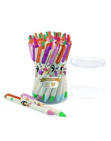 Djeco - Długopisy - tuba 36 szt. DD03760