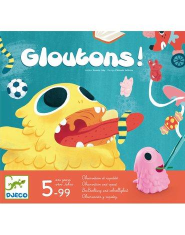 Djeco - Gra zręcznościowa GLOUTONS DJ08411