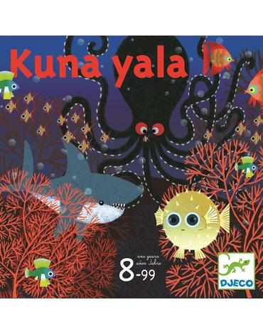 Djeco - Gra taktyczna KUNA YALA DJ08478