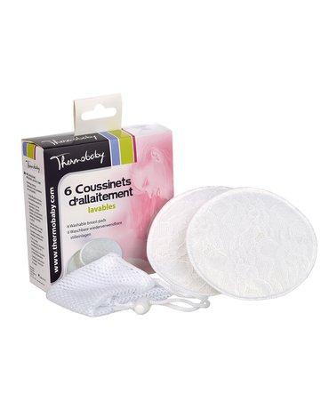 Thermobaby - Wielorazowe wkładki laktacyjne
