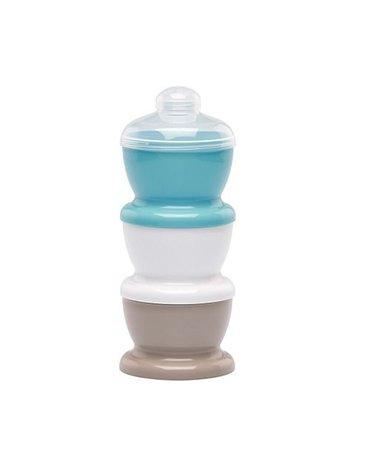 Pojemnik na mleko w proszku Thermobaby; niebieski; kolor 2018