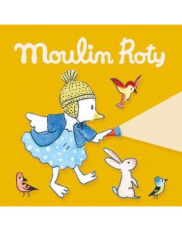 Moulin Roty - Zestaw 3 krążków z bajkami La Grande 632368