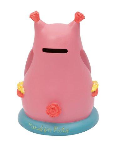 Moulin Roty - Skarbonka ceramiczna  SOWA r13x16,5 cm 657170