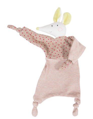 Moulin Roty - Przytulanka myszka Nine 663017