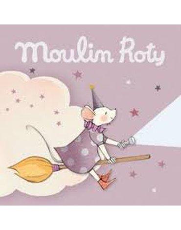 Moulin Roty - Zestaw 3 krążków z bajkami IL ETAIT UNE FOIS 66434