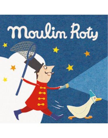 Moulin Roty - Zestaw 3 krążków z bajkami W CYRKU 711136