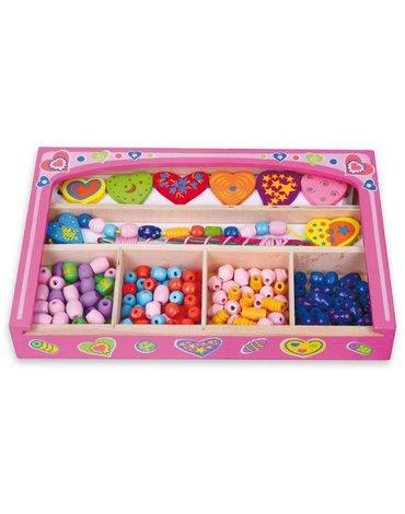 Viga - Pudełko różowe z biżuterią