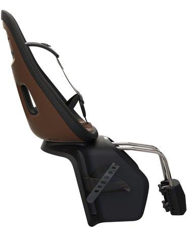 Fotelik rowerowy - THULE Yepp Nexxt Maxi Frame Mounted - Chocolate Brown
