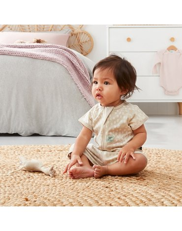 ergoPouch Rampers 3-6M 0.2TOG Fawn