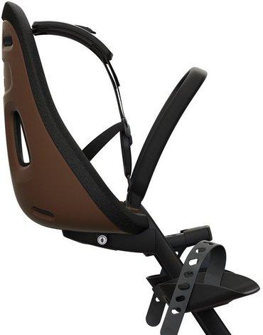 THULE - Yepp Nexxt Mini fotelik rowerowy - brązowy